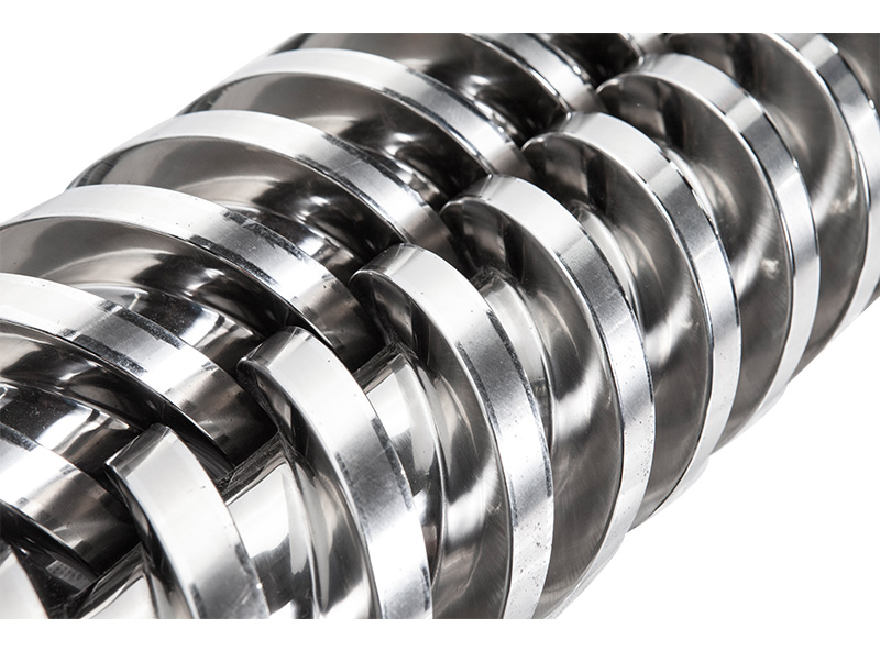 bimetallic blowing screw barrel